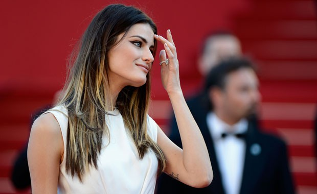 ISABELI FONTANA NO FESTIVAL DE CANNES (Foto: Getty Images)