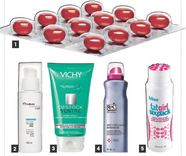 Outros produtos que vão ajudar você a combater o problema (Foto: Divulgação)