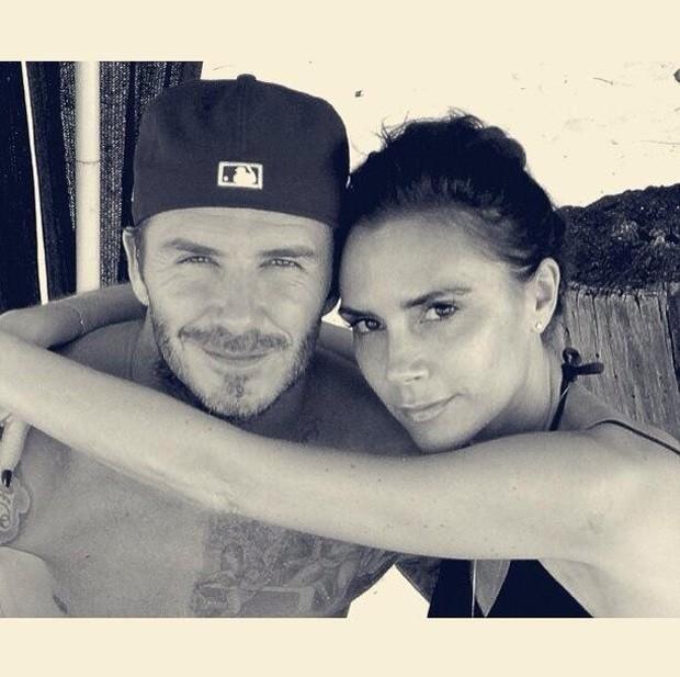 Clique compartilhado por Victoria Beckham nesta sexta-feira (17.05) (Foto: Reprodução/Instagram)