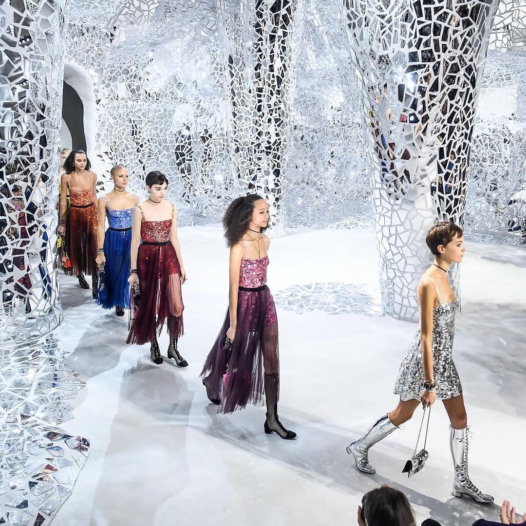 Dior verão 2018 (Foto: Reprodução)