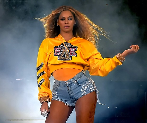 Beyonce no Coachella (Foto: Getty Images)