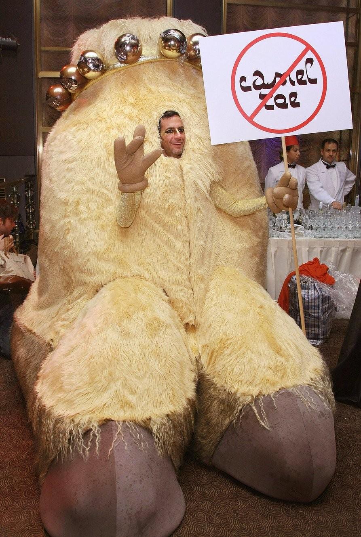 """A fantasia de """"camel toe"""" (Foto: Getty Images)"""